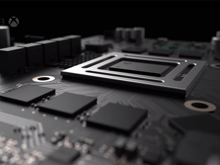 Xbox Scorpio : nouvelle console de jeu compatible 4K et VR pour 2017