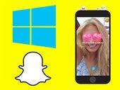 Snapchat : bientôt une application officielle pour Windows 10 mobile