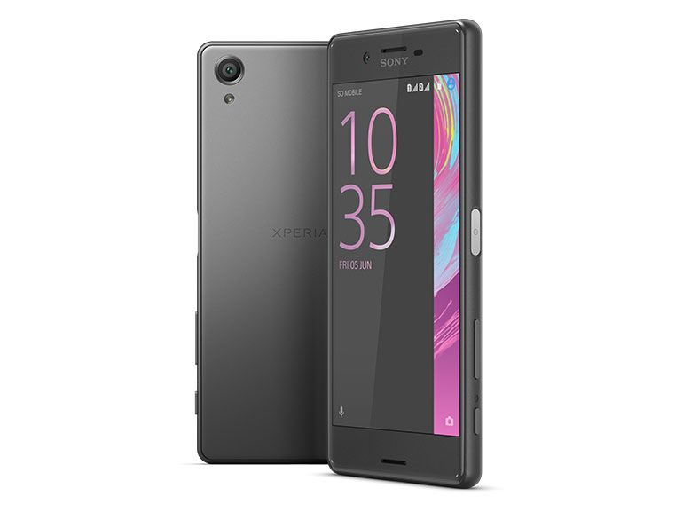 Soldes : Sony Xperia X à 299€ au lieu de 369€