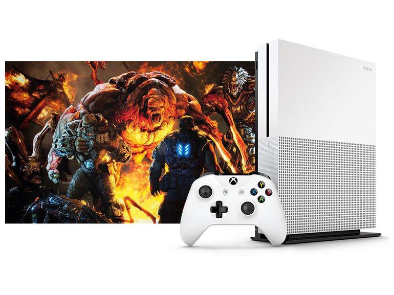 Xbox One S, la nouvelle console de Microsoft sera commercialisée en août au prix de 299 $