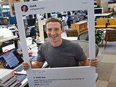 Mark Zuckerberg met du scotch sur sa webcam par peur d'être espionné