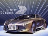 BMW s'associe à Intel et Mobileye pour devenir