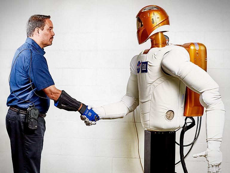 General Motors utilisera son gant robotisé pour booster la force de ses employés