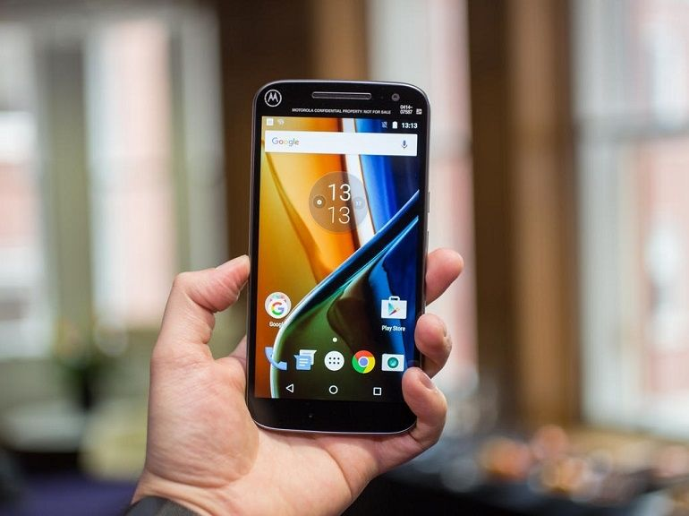 Bon plan : Lenovo Moto G4 Play à 149€ sur Amazon