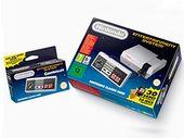 La Nintendo NES fait son retour en version miniature