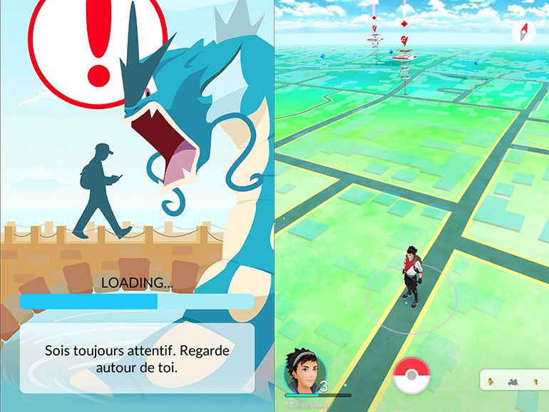 Pokémon Go : comment l'installer dès maintenant sur Android et iPhone (iOS)