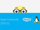 Skype : du nouveau pour les utilisateurs sous Linux et Chrome OS