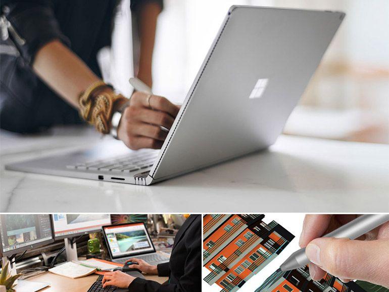 Les Surface Book et Pro 4 boostées pour attendre la version 5