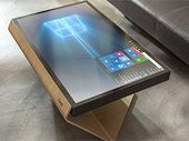 Kineti : une table tactile Windows 10 made in france