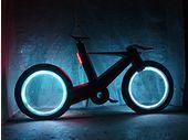 Cyclotron Bike: un vélo connecté inspiré par Tron sur Kickstarter