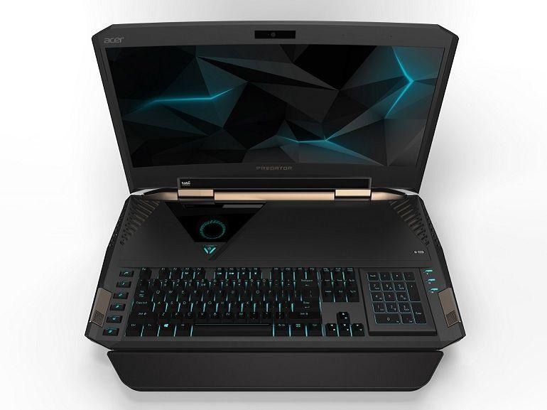 """IFA 2016 : Acer Predator 21 X, un ordinateur """"portable"""" avec écran incurvé de 21 pouces"""