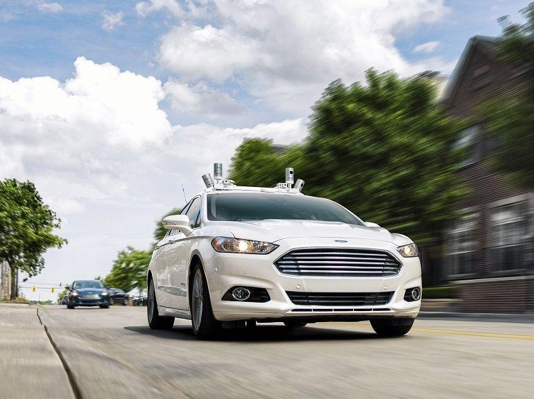 Ford espère produire en masse des véhicules 100% autonomes en 2021