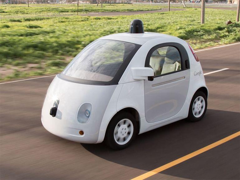 Voiture autonome : comme Apple, Google reverrait ses ambitions à la baisse