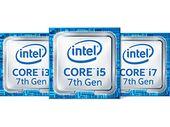 Intel annonce ses processeurs Core Kaby Lake de 7e génération