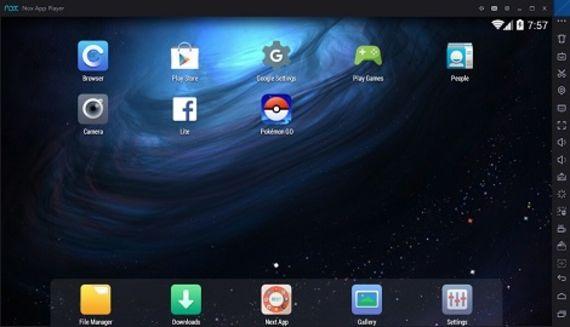 Nox App Player (Pokémon Go version)