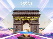 La Mairie de Paris autorise les drones un dimanche par mois, mais à seulement deux endroits