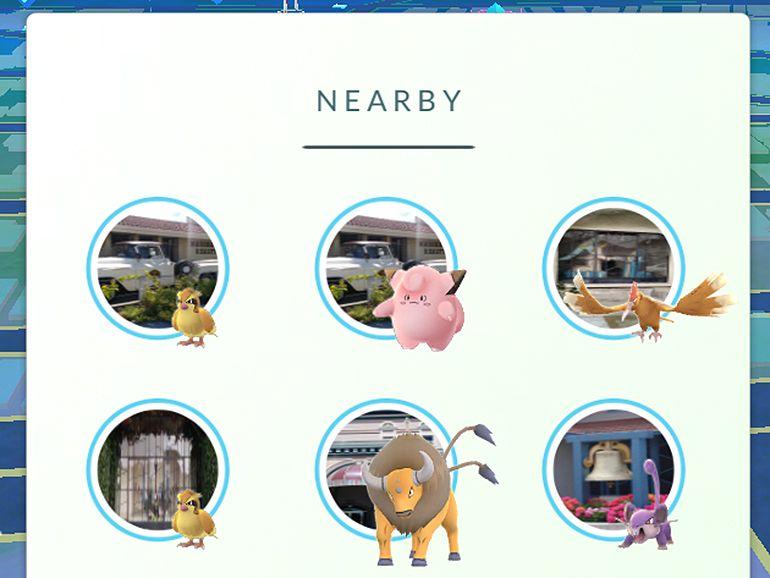 Pokémon Go: voici à quoi ressemblera le futur radar