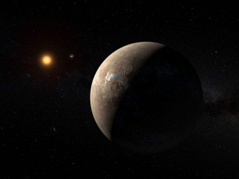 Proxima b: une exoplanète voisine de la Terre et potentiellement habitable