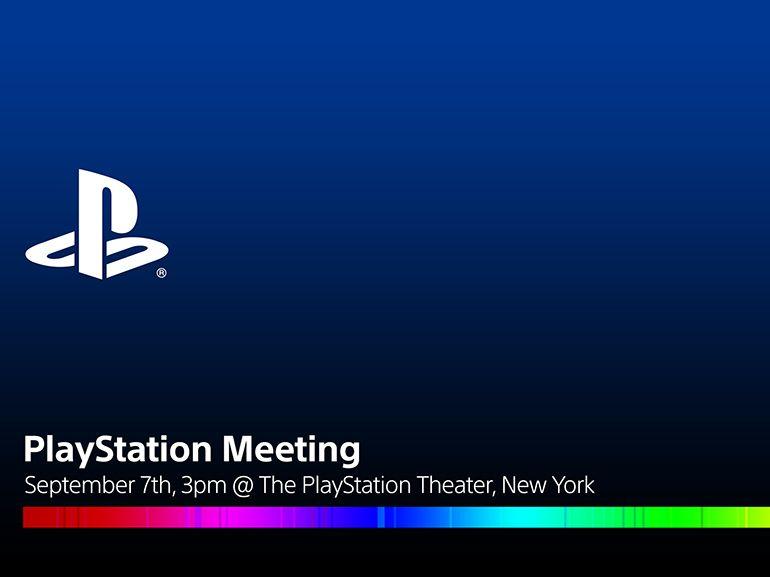 Sony PS4 Neo: il y aura bien un événement PlayStation 4 le 7 septembre