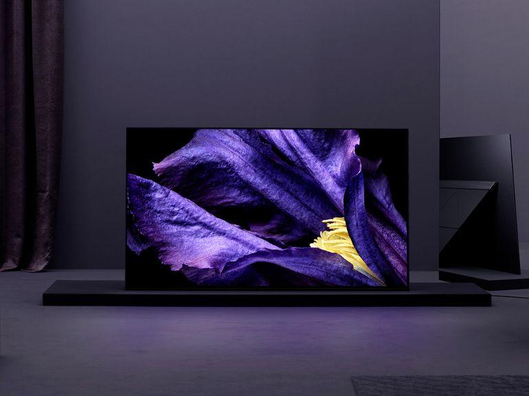 Sony : de nouveaux TV Oled, Full LED et un mode d'image dédié à Netflix