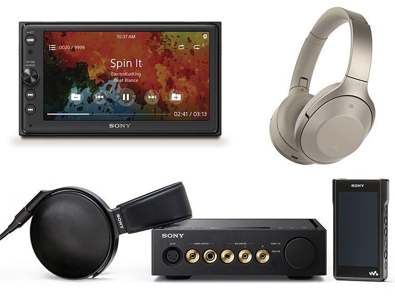 IFA 2016: Sony dévoile une flopée de casques et appareils audio haut de gamme