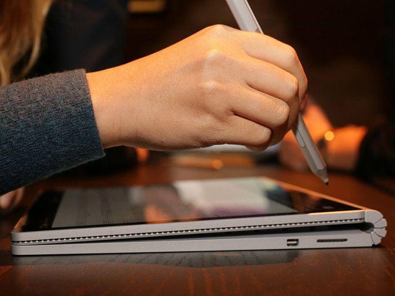 Microsoft : un PC Surface tout-en-un et un nouveau design pour le Surface Book