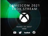 Gamescom 2021 : comment revoir la conférence Xbox