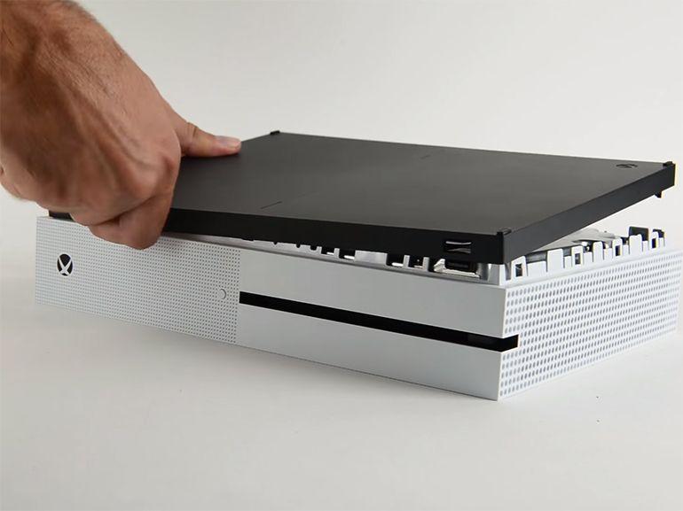 La Xbox One S obtient une bonne note de «réparabilité» par iFixit
