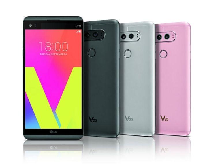 LG V20, une déclinaison phablette du G5 sous Android N