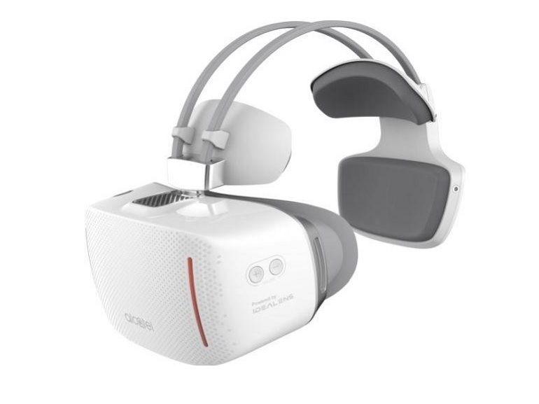 IFA 2016 : Alcatel Vision, le casque de réalité virtuelle autonome