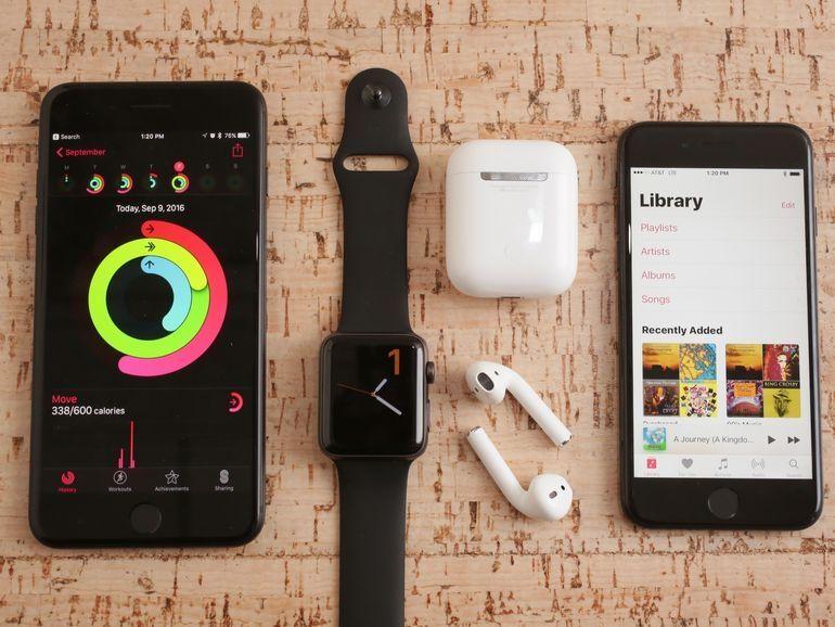 Apple : la sortie des AirPods est repoussée