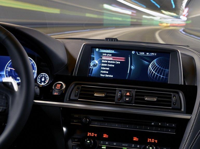 BMW Connected : une mise à jour importante pour le Mondial de l'Auto 2016