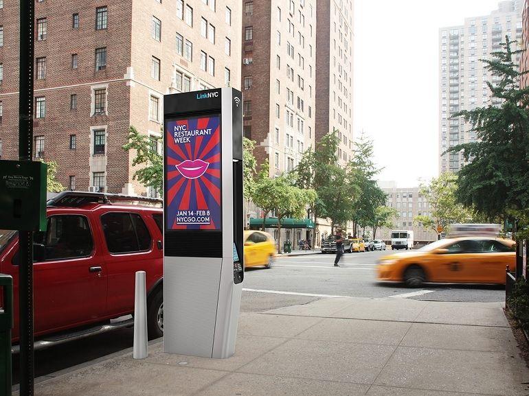 New York désactive ses bornes WiFi, pour consultation excessive de porno
