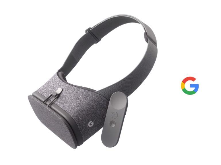Google Daydream View: un casque de réalité virtuelle au design original et à petit prix