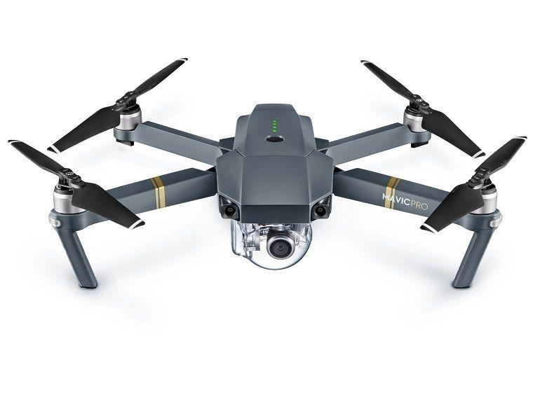 Avec le Mavic Pro, DJI lance son drone 4K et pliable, la nouvelle référence du marché ?