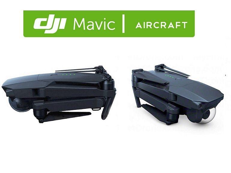 DJI Mavic, un drone pliable pour séduire le grand public ?