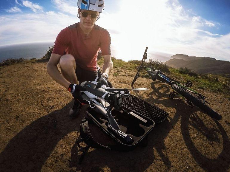 GoPro présente ses nouvelles action-cams et son premier drone, Karma
