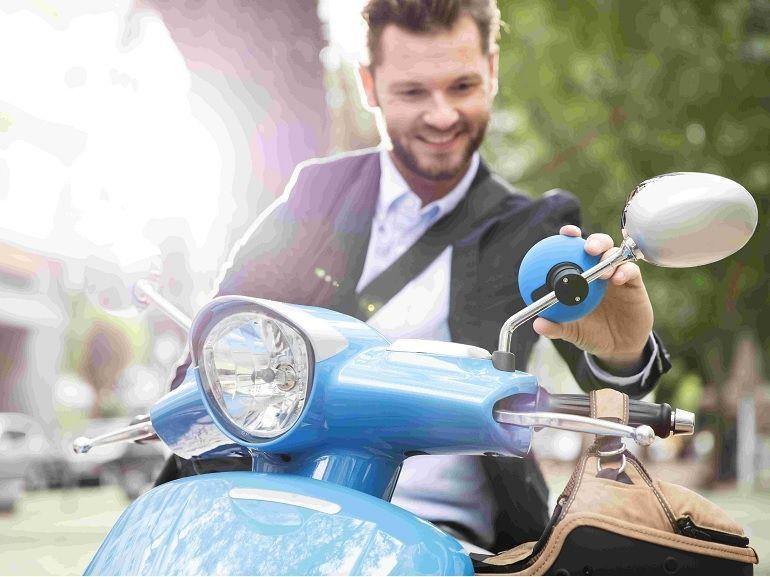 IFA 2016 : TomTom VIO, un GPS pensé pour les deux roues ou look sympathique