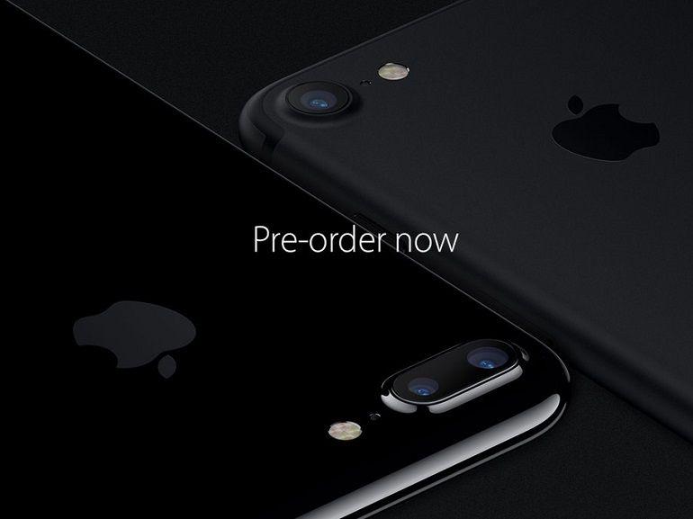 L'iPhone 7 sera disponible le 16 septembre prochain à partir de 769€