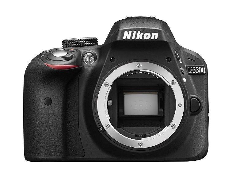 Bon plan : Kit Nikon D3300 + objectif 18-55 mm et 55-200 mm à 589€ au lieu de 719€