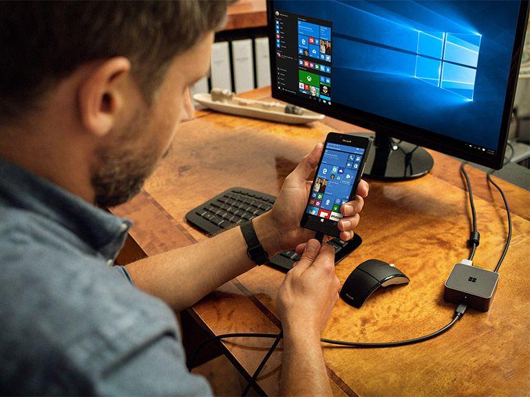Lumia 950 et 950 XL : Continuum en cadeau en plus du rabais