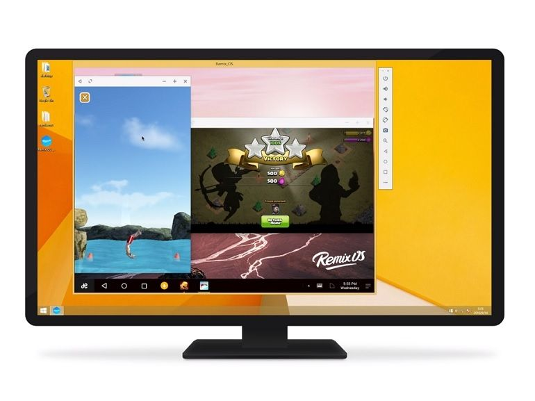 Remix OS Player : un émulateur Android (performant) sur Windows