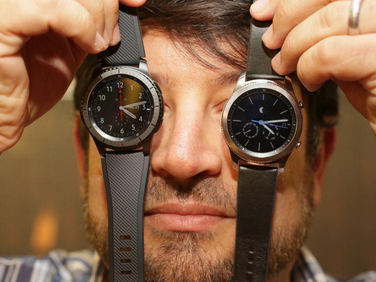 IFA 2016 : Samsung annonce sa smartwatch Gear S3