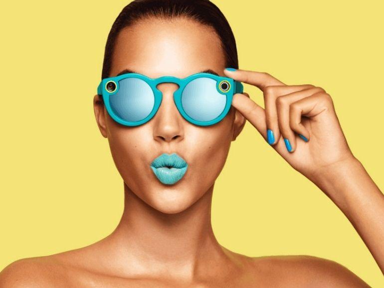 Snapchat lance ses lunettes connectées Spectacles à 130 dollars pour cet automne