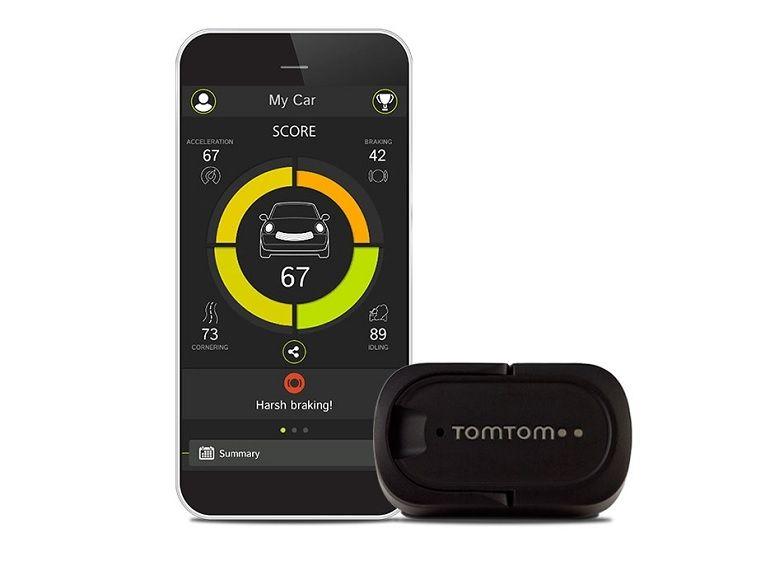 IFA 2016 : TomTom Curfer, un boîtier connecté pour mieux comprendre votre voiture