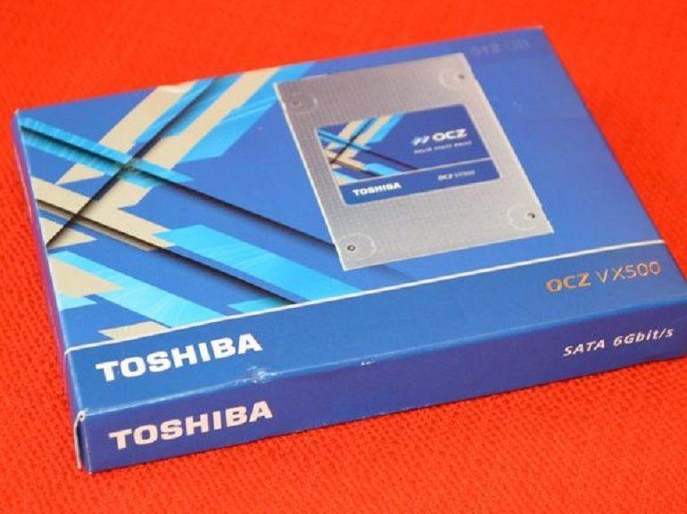 Toshiba OCZ VX500