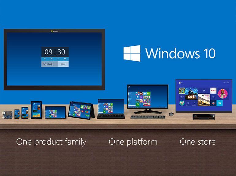Windows 10 installé sur 400 millions d'appareils