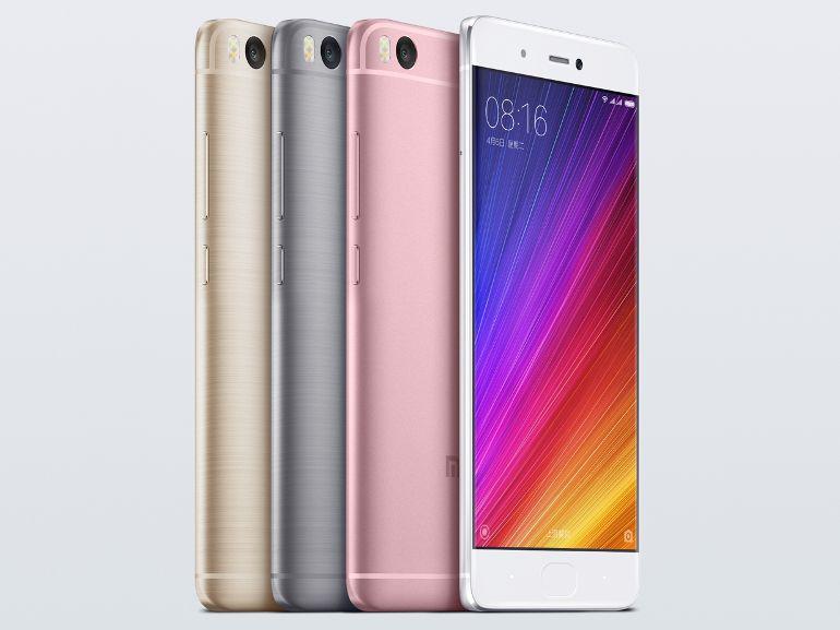 Xiaomi Mi 5s / Mi 5s Plus : caractéristiques, prix et date de sortie officiels