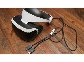 Bon plan : Pack Sony Playstation VR + Camera + Jeu PS4 VR Worlds + Paire PS Move à 450€