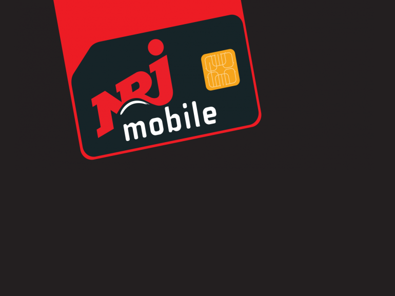 Bon plan : forfait NRJ Mobile 20 Go à 10€/mois